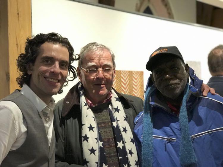Theo, David Angel & Timothy Cook