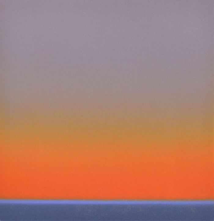 Wayne Viney-Evening-VIII-18x17.3