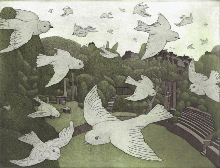 Kowarsky-damon-Arènes de Lutèce