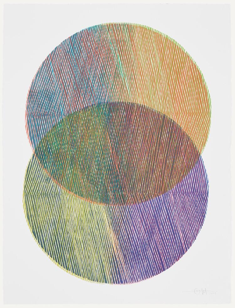 Lucinda Tanner Mandorla Study X
