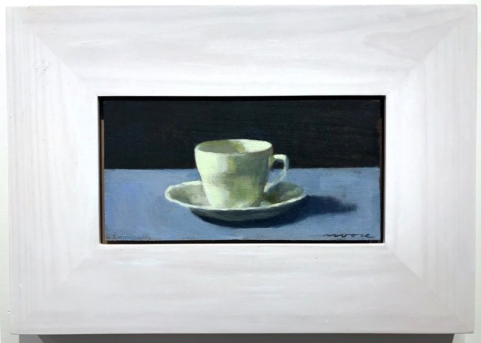 David Moore Cup and Saucer