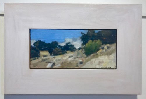 David Moore Rocky Ridge Harcourt (framed)