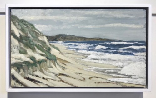 Philip Davey Portsea Back Beach (framed)
