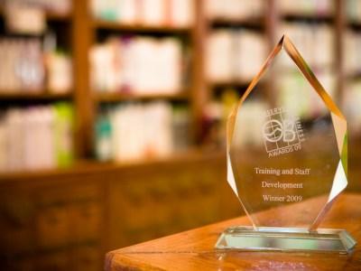 Chichester Observer Business Award 2010