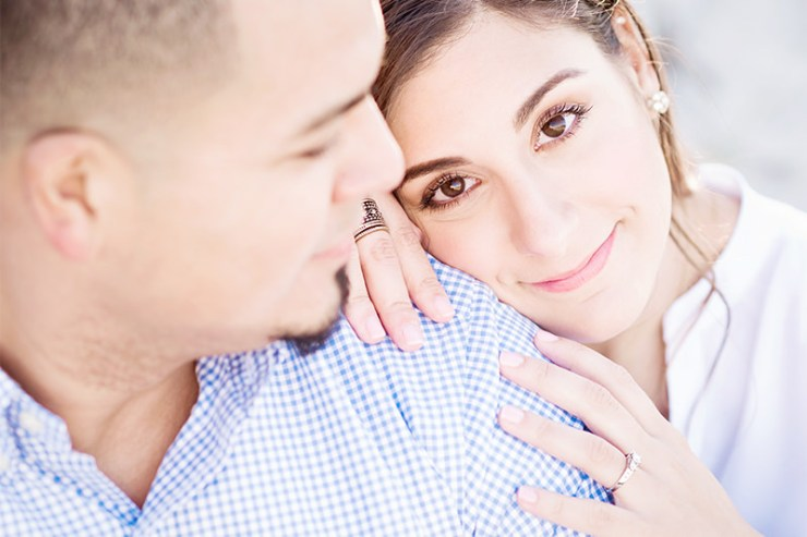 intimate and romantic engagement photo Q Hegarty Photography wedding photographer Topsfield, MA