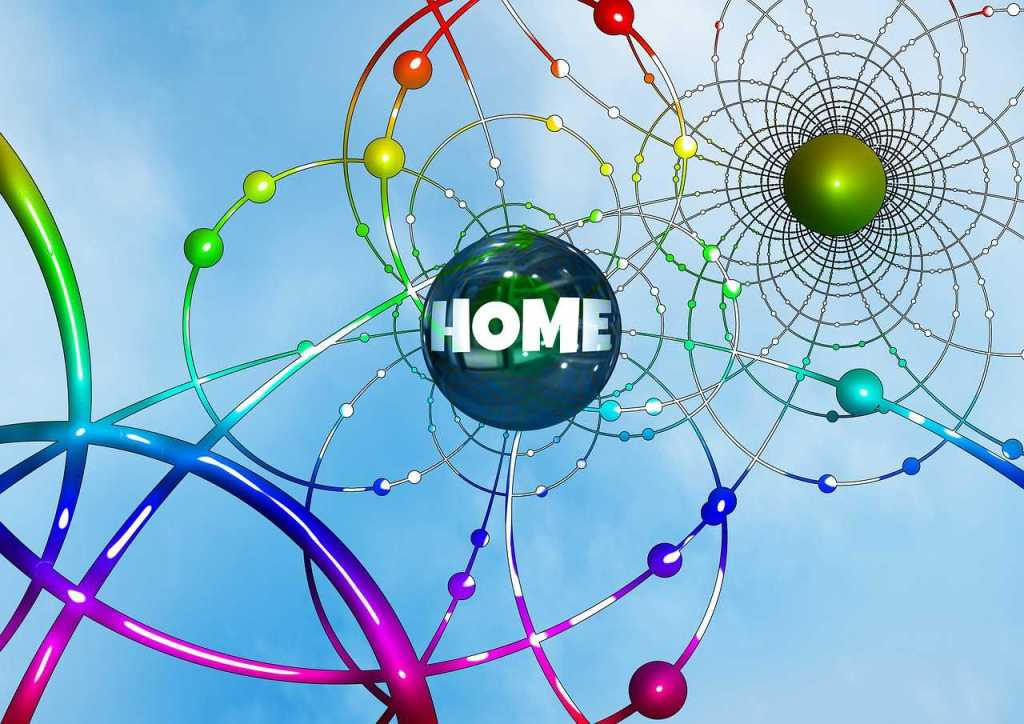 web, networking, home