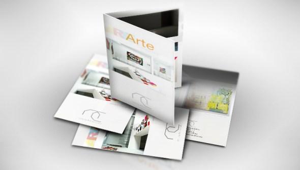 Diseño papelería