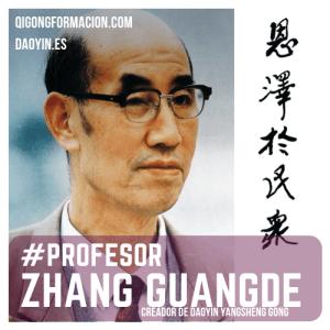 Zhang Guangde Daoyin Yangsheng Gong