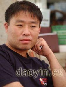 Zhang Jian, primer sucesor mundial del Sistema de Daoyin Yangsheng Gong del profesor Zhang Guangde