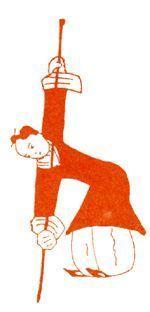 """""""Colocar el bastón vertical y coordinar el movimiento con la respiración a fin de regular Yin Qi y Yang Qi."""""""