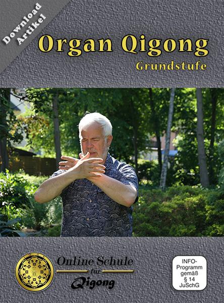 Organ Qigong Grundstufe - Online Lehrfilm