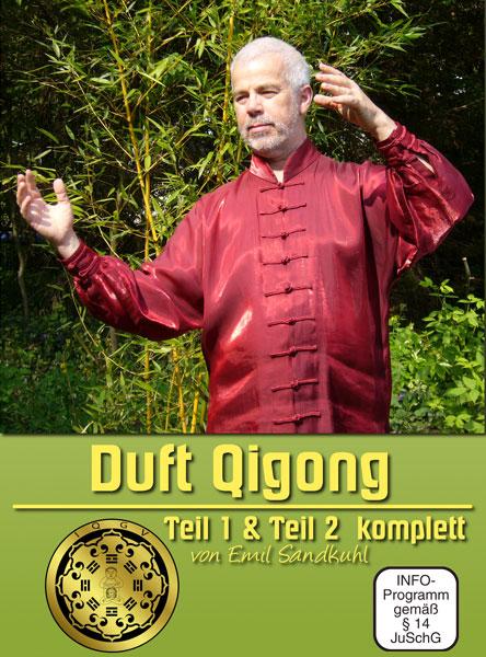 Duft Qigong Teil 1 und 2 komplett DVD