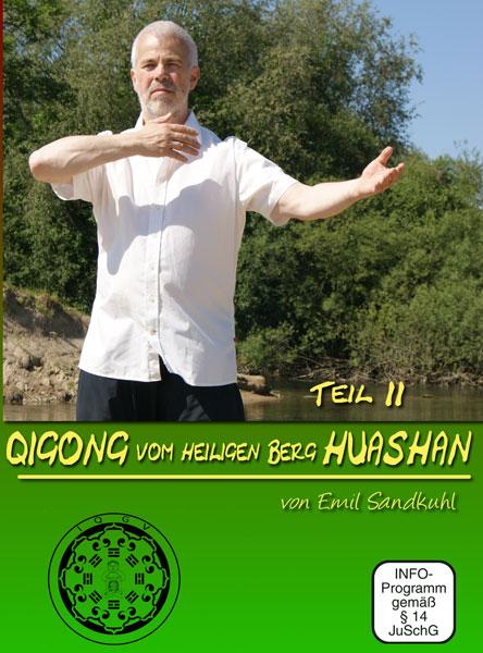 Qigong vom heiligen Berg Huashan - Teil 2 DVD