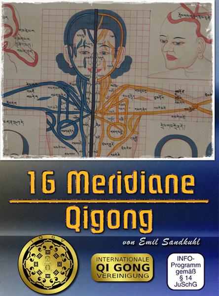 16 Meridiane Qigong DVD