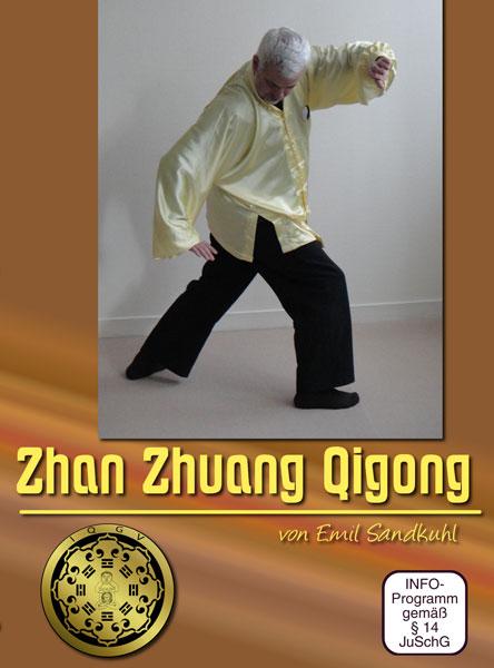 Zhan Zhuang Qigong – Stehen wie ein Baum DVD