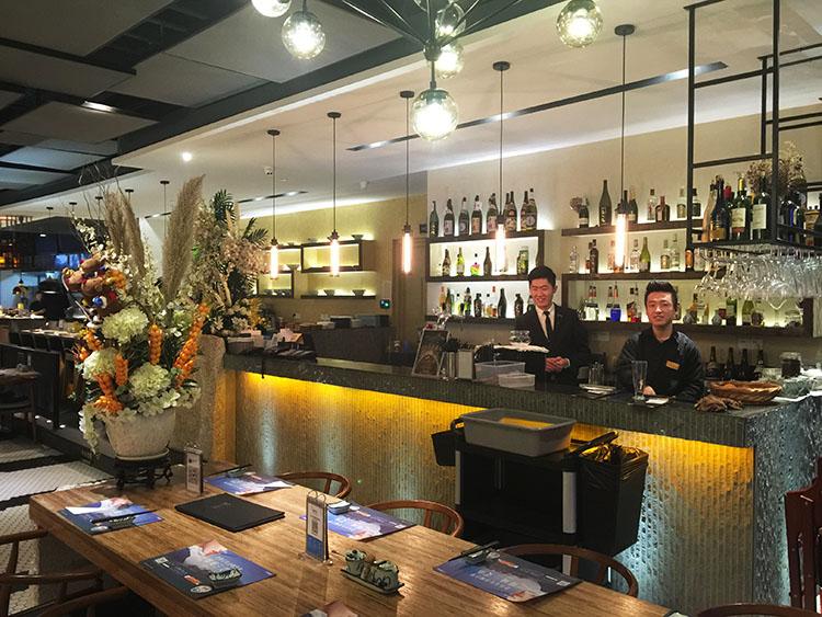 Raki Qingdao sushi restaurant 1