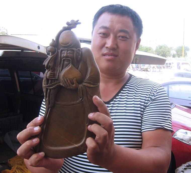 Culture Street Qingdao Expat China