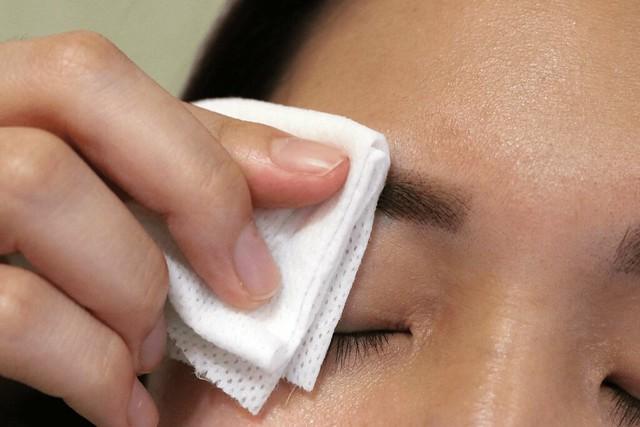QingJie輕潔-個人清潔巾肌膚護理巾美容巾-卸妝綿
