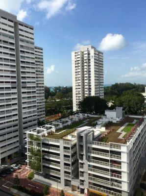 Roof-top Garden01