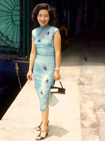 香港旧影1960年代,波斯富街邵氏电影明星 via 香港旧影1960年代,波斯富街邵氏电影明星_旧影阁 - MdEditor