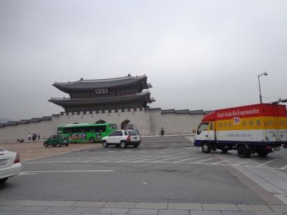 gate gyeongbokgung