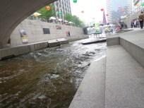 cheongyechon stream