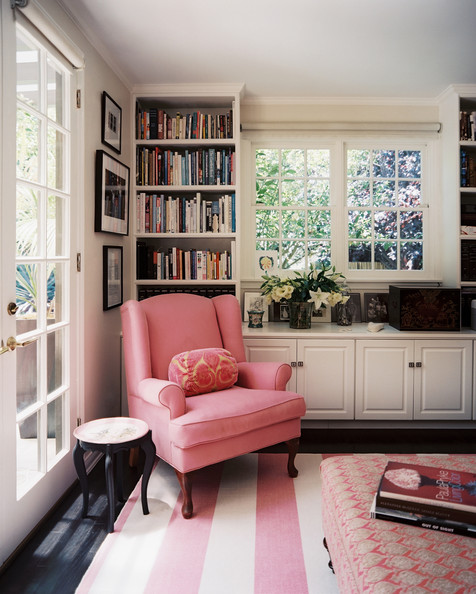 Corner+Bookcase+pink+wingback+chair+pink+striped+2z07W9cf41vl