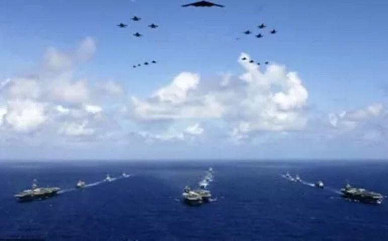 5月30日军情,平静的周末,两条不平静的消息,每条都在针对中国