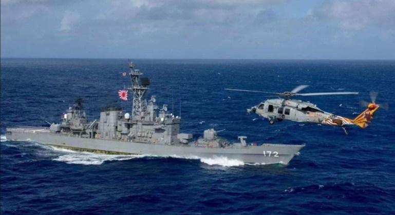 """寸土必争!从中美南海对峙到如今的""""不沉航母"""",我们赢了"""