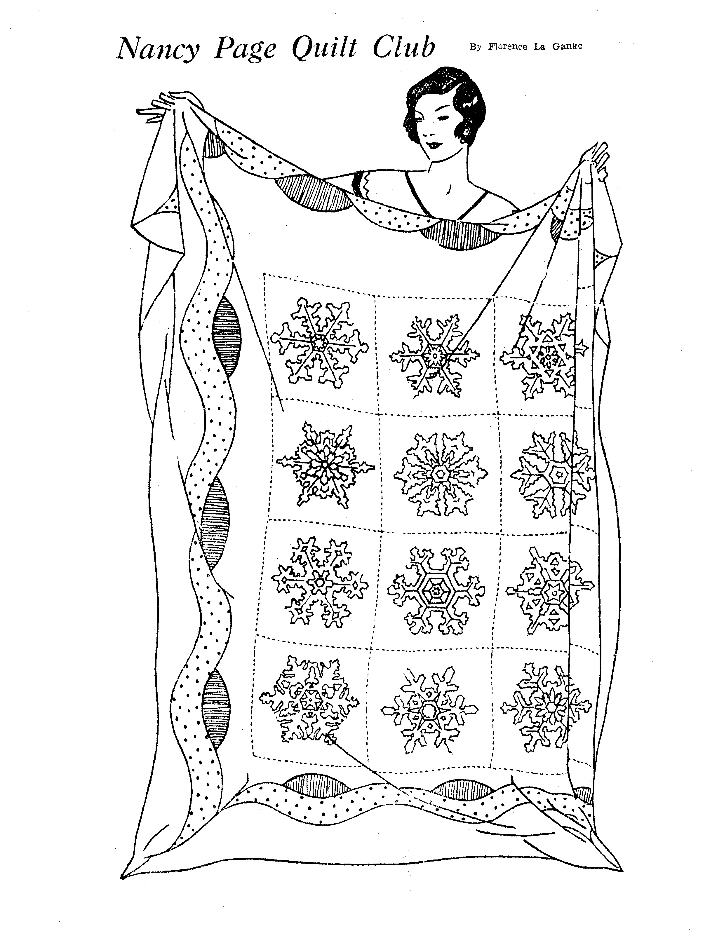 Black And White Quilt Patterns Free Patterns
