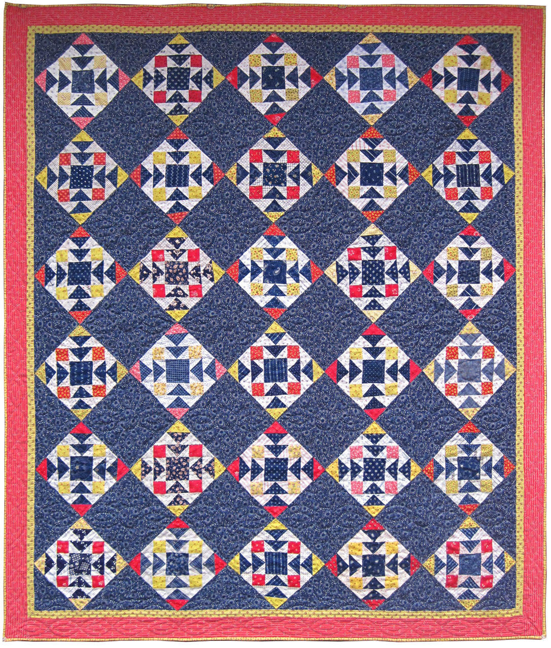 9 Patch And Snowball Quilt Q Is For Quilter