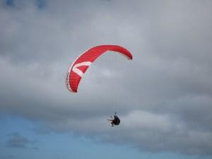 Paragliding at Dune De Pyla