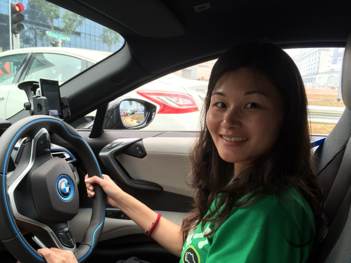 Qiuyun Song Head of Corporate Finance GrabCar