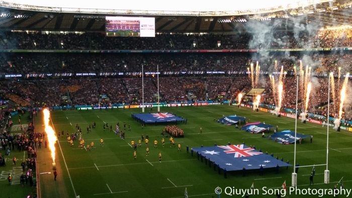 Qiuyun Song Twickenham Rugby World Cup-155446
