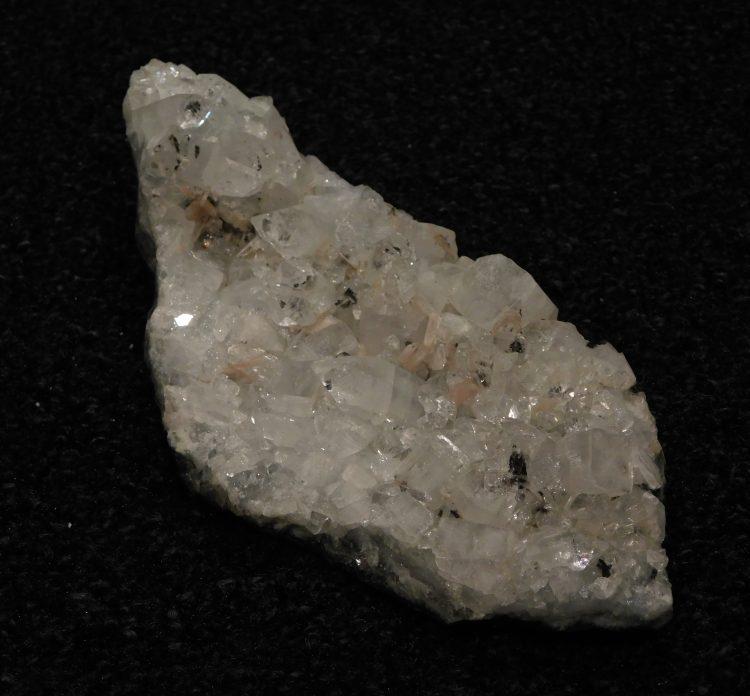 Super Gemmy Apophyllite, Stilbite and Heulandite on Chalcedony Mineral Base