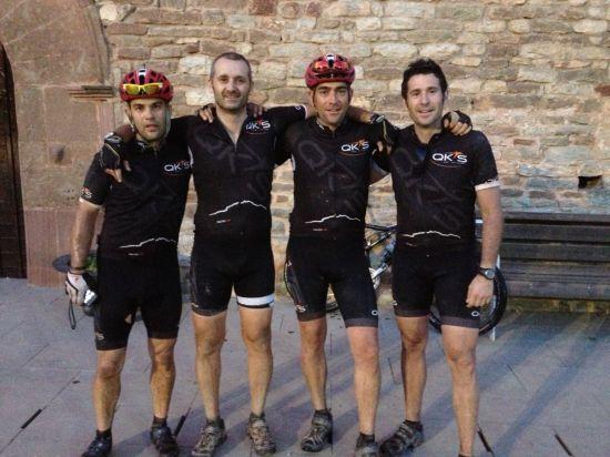 QKs al final de la 1a etapa Terra de Maquis 2013