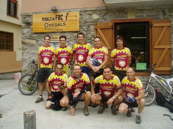 Pedals FOC Occitania 2009 QKs de llum Cuques Qks.cat