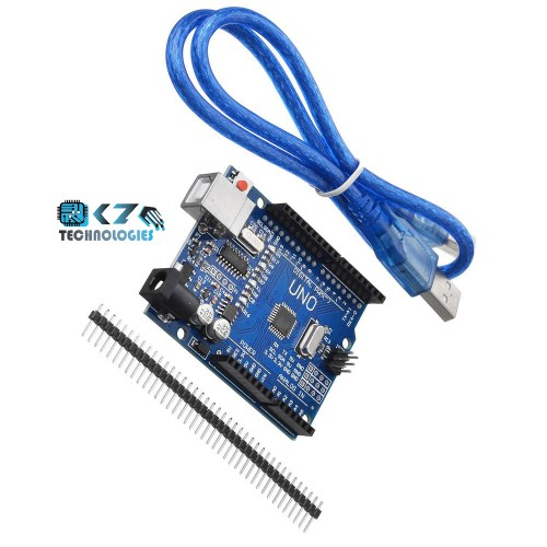 ARDUINO UNO REV3/R3 ATMEGA 328 SMD CH340 WITH USB CABLE IN PAKISTAN