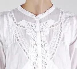 Vanessa Bruno blondeskjorte