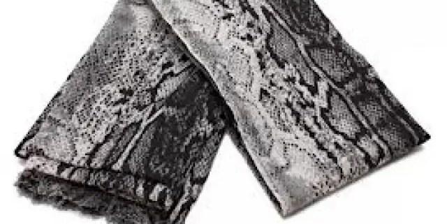 Det fede tørklæde