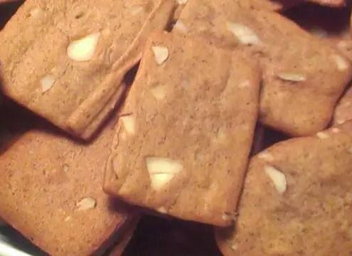 Brunkager fra den gamle bager