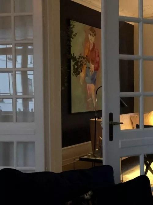 indretning af stue