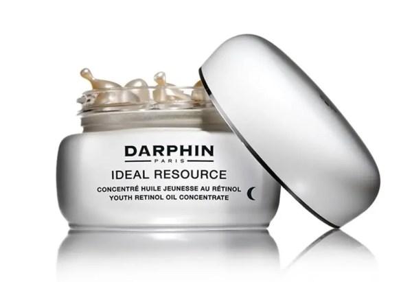 De koncentrerede kapsler Ideal Resource Youth Retinol Oil fra Darphin, kan passes ind i enhver hudpleje.