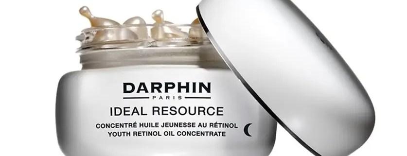 De her koncentrerede Retinol-kapsler fra Darphin er lufttætte og sikre hver gang - og de kan tilføres enhver rutine.