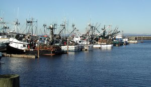 Quinault Vessel Monitoring Program