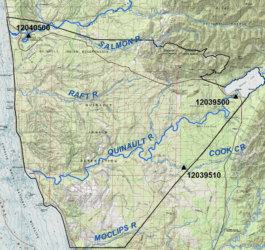 Quinault Land Management Department   Quinault Division of Natural Resources