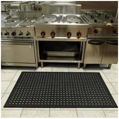 Comfort Flow No. 420 - Wet / Dry Grease Proof Mat