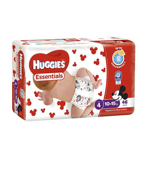 Nappies - Huggies