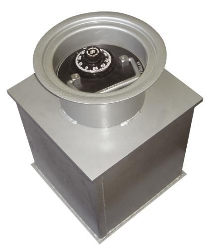 CMI Secure All TDR Floor Safes