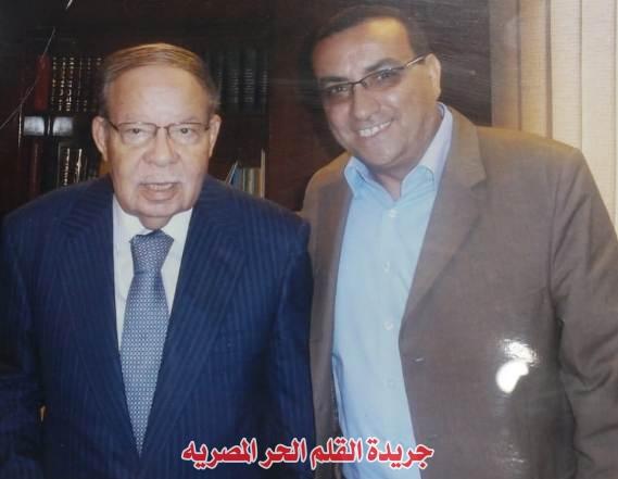 مناقشة رسالة الدكتوراه(غسيل الأموال وتمويل الإرهاب)لـ وليد العيسوي برئاسة فتحي سرور